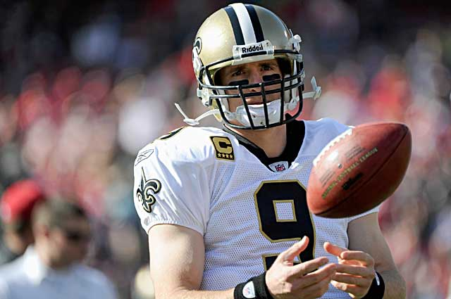 Is Drew Brees being punished for his labor stance? The players union is watching closely. (Getty Images)