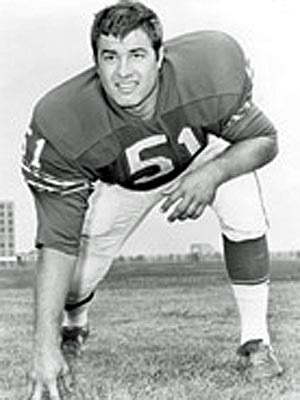 Bob Kalsu only got to play one NFL season before heading off to Vietnam.