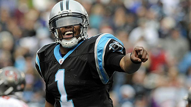 Newton 'will change the way we think about what's possible from the quarterback position.' (US Presswire)