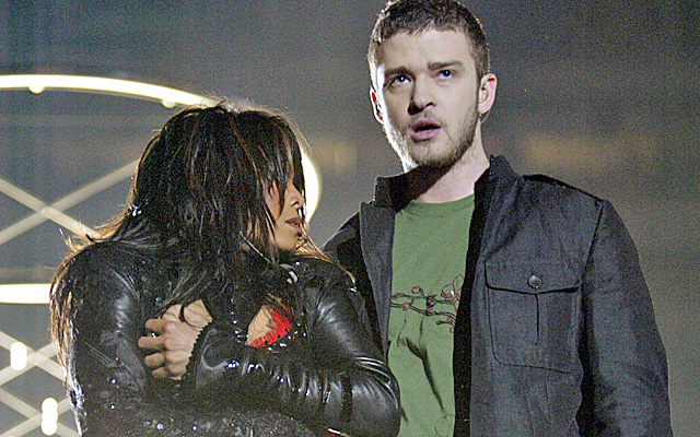 The FCC wanted the Supreme Court to reinstate its fine for Janet Jackson's infamous Super Bowl display. (Getty Images)