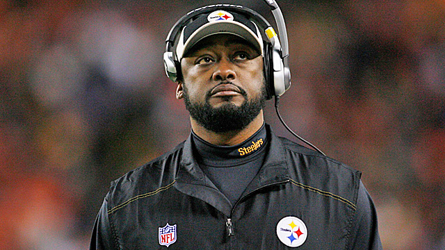 Tomlin is 60-28 in five seasons, with three division titles, two Super Bowl berths and a title ring. (US Presswire)