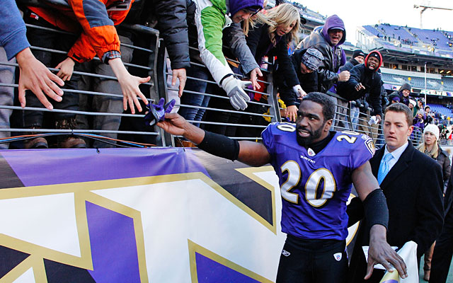 Ed Reed has delivered years of greatness for Ravens fans, but he longs for a Super Bowl title. (Getty Images)