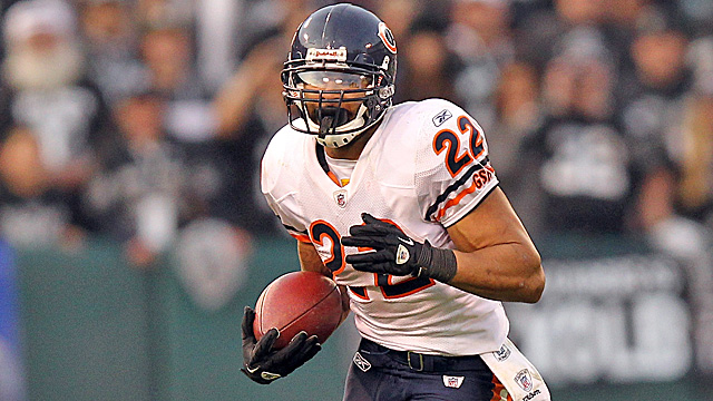 Forte finally has his long-term deal, and the Bears have a reliable backup if he goes down again. (Getty Images)