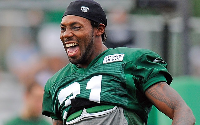 Antonio Cromartie was at the center of the fight that led to the Jets' punishing sprints. (US Presswire)