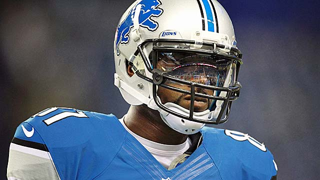 What can Calvin Johnson do for an encore after an epic 2011 season? (US Presswire)