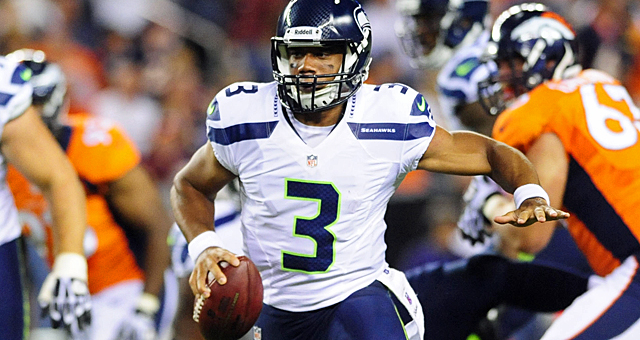 Russell Wilson has played his way into a roster spot for the Seahawks. Will he start Week 1? (US Presswire)