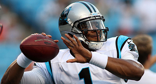 Can Cam Newton improve upon the unheard-of success of his rookie season? (US Presswire)