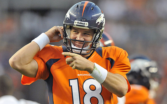 After changing horses in mid-career, Peyton Manning is ready to be a winner again in Denver. (AP)