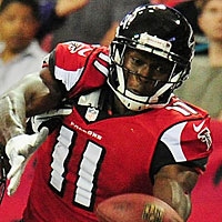 There are big expectations for Julio Jones. (Getty Images)