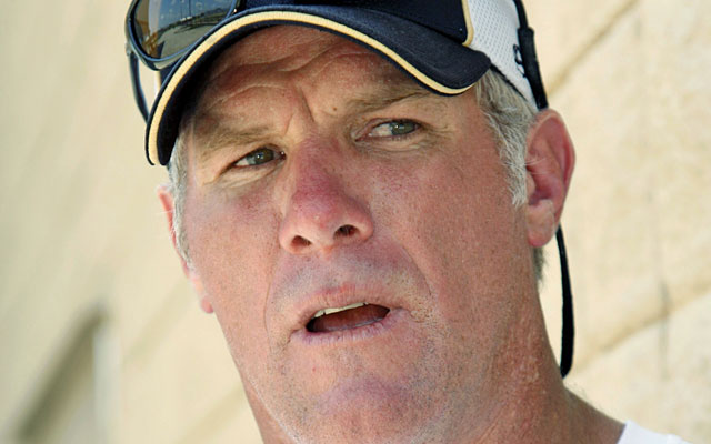 Three-time MVP Brett Favre retired from the NFL (for good) after the 2010 season. (AP)