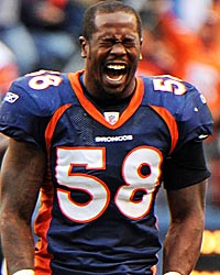 Von Miller will be the next big thing in pass rushers. (Getty Images)