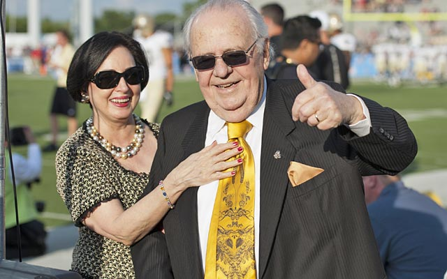 Tom Benson has an NFL-high $167M committed to Saints player costs this season. (Getty Images)