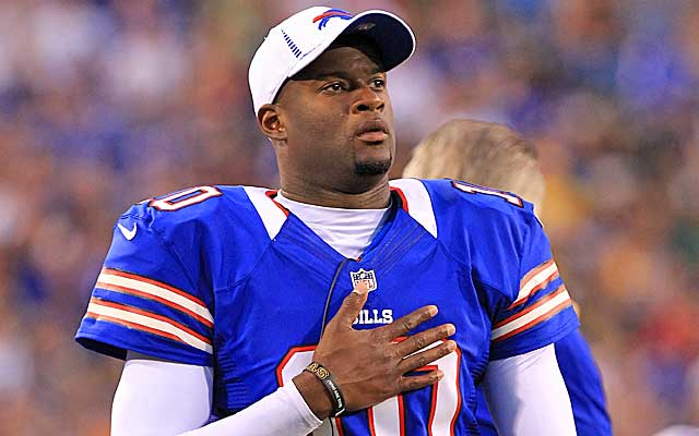 Browns to work out QB Vince Young