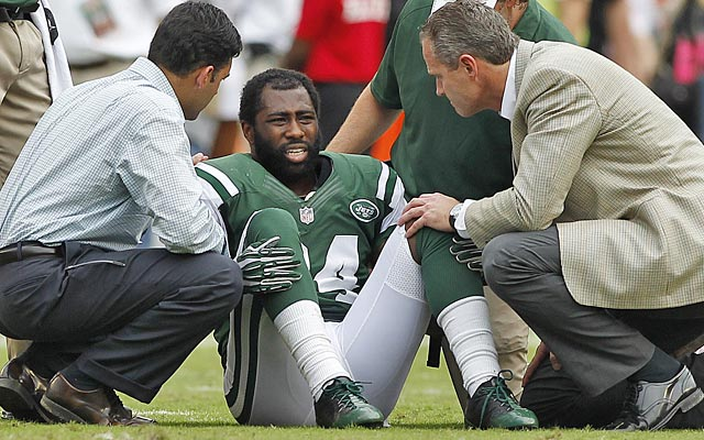 The Jets say they expect Darrelle Revis to have surgery on his torn ACL soon. (US Presswire)