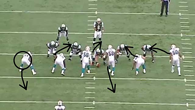 Source: After Further Review Miamis Huge Interior Linemen The Secret To