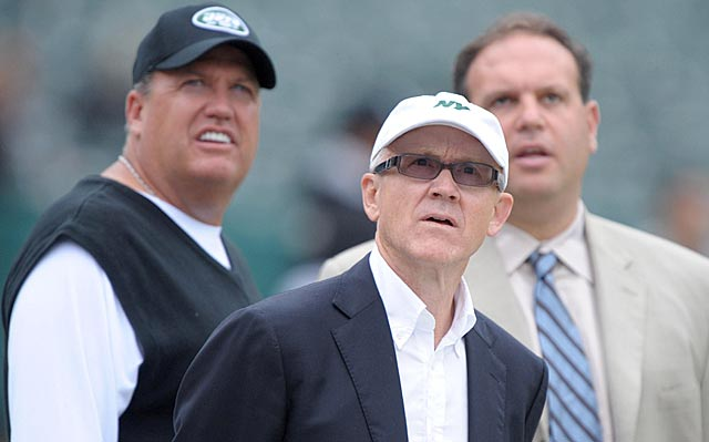 Woody Johnson hasn't liked much of what he has seen from his Jets this season. (US Presswire)