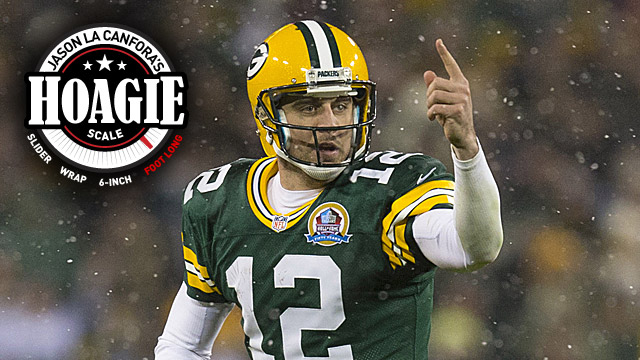The Packers can wrap up the NFC North title with a win over Chicago. (US Presswire)