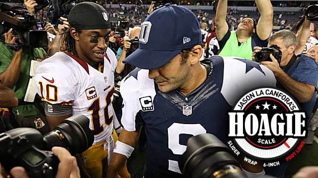 The stakes could not be higher for the Cowboys and Redskins in Week 17. (US Presswire)