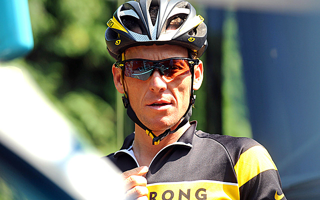 Lance Armstrong says he's 'at ease and ready to speak candidly' with Oprah Winfrey. (US Presswire)