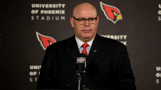 New Cardinals coach Bruce Arians is looking to improve on a 5-11 season. (USATSI)