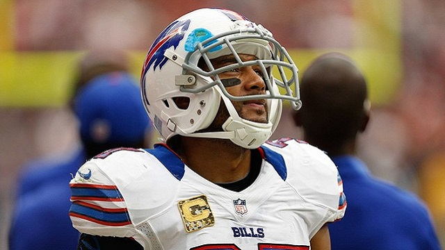 Tennessee hopes signing former Bills safety George Wilson will improve its porous secondary. (USATSI)
