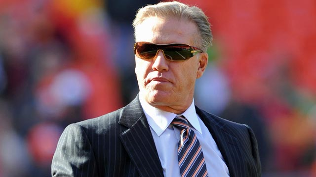 John Elway is proving to be a formidable general manager, too. (Getty Images)