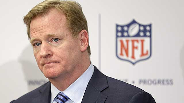 Schneiderman wants commissioner Roger Goodell to call him by next Wednesday. (AP)