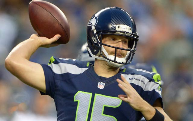 Matt Flynn fell by the wayside in Seattle thanks to Russell Wilson's emergence. (USATSI)