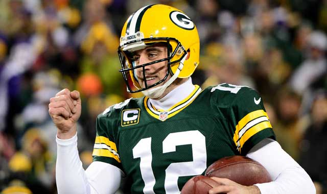 Expect Rodgers Deal To Surpass Joe Flaccos USATSI