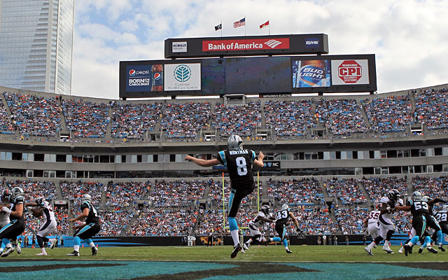 The Panthers have called Bank of America Stadium home since 1996, a year after they entered the NFL (Getty Images)