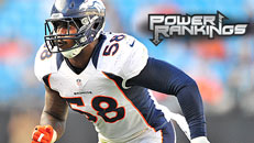 Prisco: NFL Power Rankings