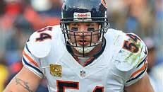 Urlacher calls it a career