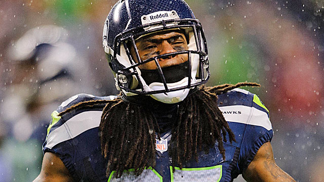 Richard Sherman has quickly become one of the NFL's elite corners. (USATSI)