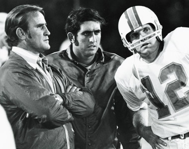 Don Shula and his Dolphins like Bob Griese accomplished some magical things in the 1970s. (USATSI)