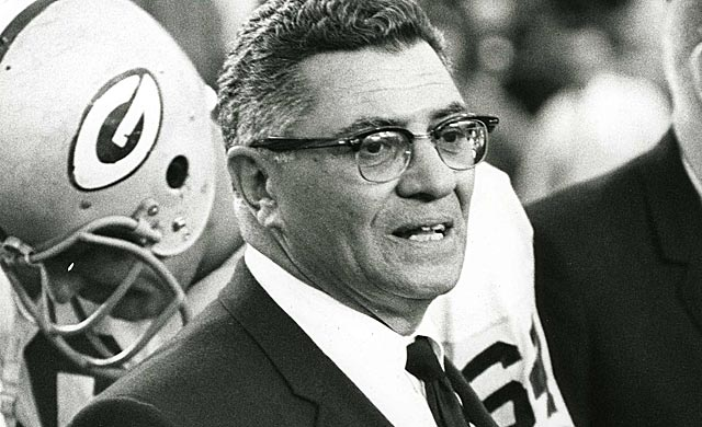Vince Lombardi won championships and came to embody the virtues of the sport. (USATSI)
