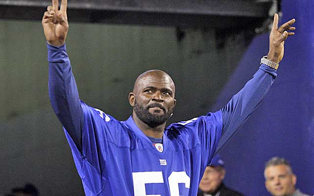 Lawrence Taylor is the best pass rusher and best overall defender -- ever. (USATSI)
