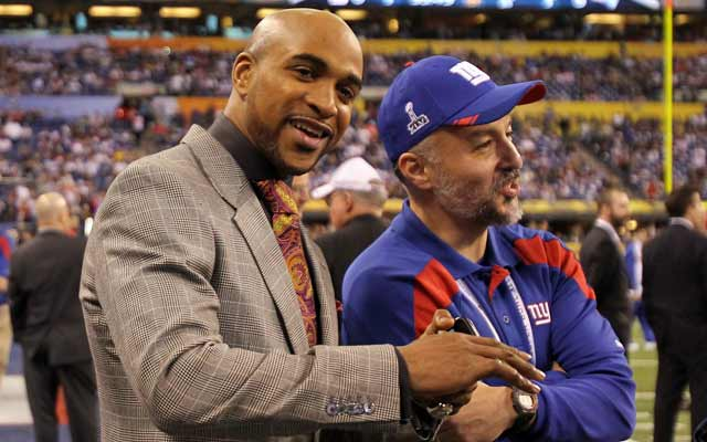 David Tyree. (USATSI)