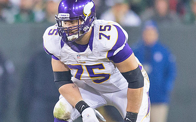 Matt Kalil made the Pro Bowl in his rookie season with the Vikings. (USATSI)
