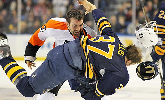 Fighting has always been a big part of the NHL's culture. (USATSI)