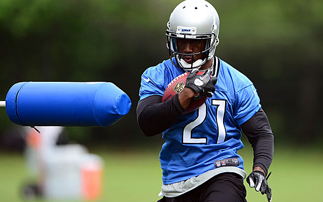 Reggie Bush should give the Lions reason to run more. (USATSI)