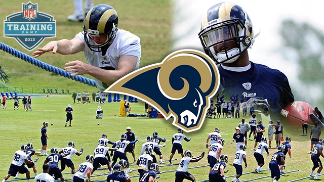 The Rams finished 2012 with a 7-8-1 record, third in the NFC West.