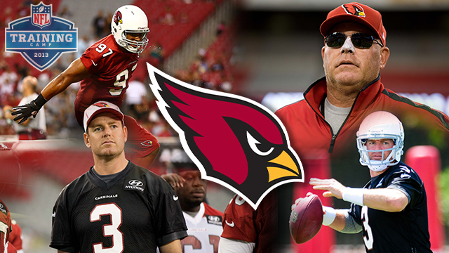 New head coach Bruce Arians will get to work trying to reverse the Cardinals' recent fortunes.