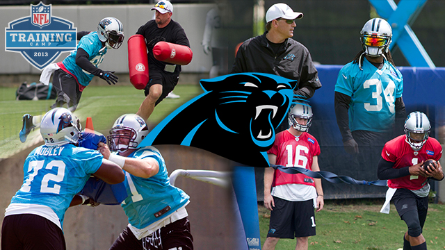 The Panthers have a solid quarterback, and must now complete on the rest of the puzzle.