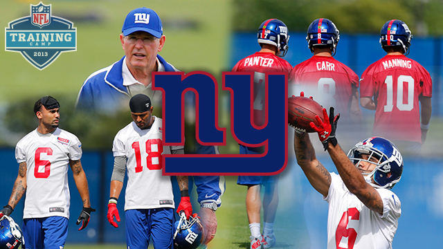 The Giants have all the tools to succeed in 2013, so long as they stay healthy.