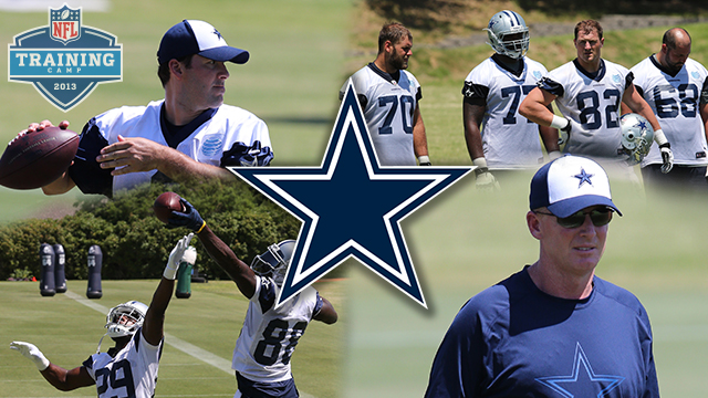 After an 8-8 season in 2012, it's time for the Cowboys to find their potential.