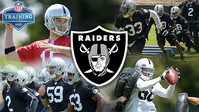 The Raiders enter camp with a whole new look thanks to lots of offseason roster changes.