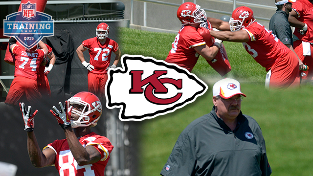 Under new management: The Chiefs will look to regroup with coach Andy Reid and QB Alex Smith.