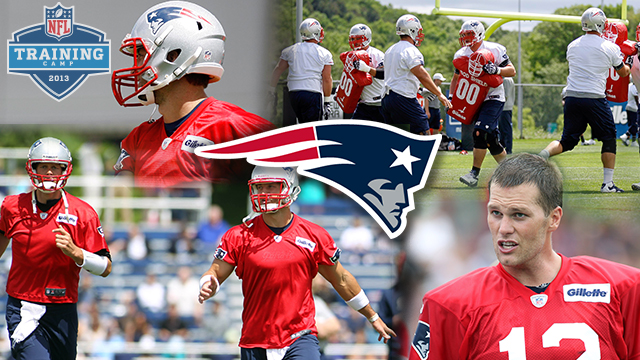 The Patriots enter camp tasked with smoothing over some significant roster changes.
