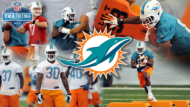 As they enter camp, the Dolphins would do well to work on their pass defense.