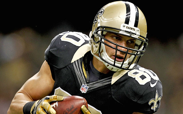 Jimmy Graham is at the front of the NFL's new generation of tight ends and will be paid accordingly. (USATSI)